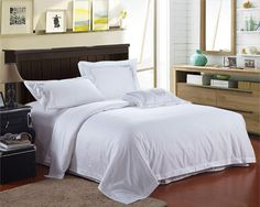 Hotel Series European Style Five Star Resort Hotel 100% Cotton Duvet Cover Bedding Set:sheet*1 duvet cover *1 pillowcases*2-in Bedding Sets from Home & Garden on Aliexpress.com   Alibaba Group.   http://www.aliexpress.com/item/Hotel-Series-European-Style-Five-Star-Resort-Hotel-100-Cotton-Duvet-Cover-Bedding-Set-sheet-1/32289440114.html?s=p