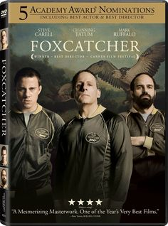 COMING SOON - Availability: http://130.157.138.11/record= Foxcatcher: DVD