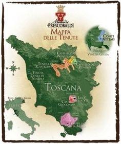 Frescobaldi Italian Wines - Wine from Italy - Wine Education