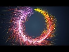 Particle Dance 02 - Trapcode Particular Tutorial - YouTube