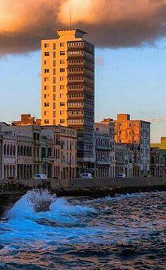 La Habana Malecón