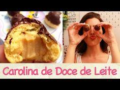 CAROLINA recheada de DOCE de LEITE | TPM, pra que te quero? - YouTube