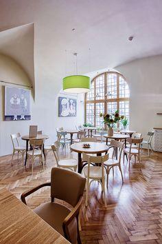 TriBeCa Coffee in the Szolayski house, Krakow