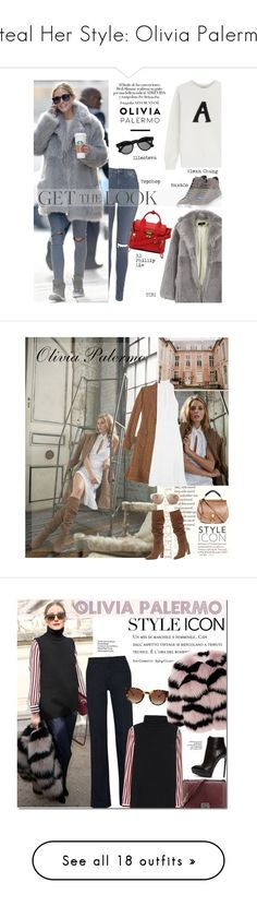 """""""Steal Her Style: Olivia Palermo"""" by junglover ❤ liked on Polyvore featuring AG Adriano Goldschmied, Illesteva, TIBI, 3.1 Phillip Lim, Topshop, Manolo Blahnik, Altuzarra, Christian Dior, Chloé and dVb Victoria Beckham"""
