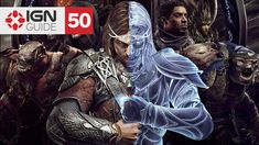 The Bright Lord: Sauron Battle  - Middle-earth: Shadow of War Walkthrough (Part 50) IGN's Walkthrough for all the main quests (including secondary objectives) in Middle-earth: Shadow of War. In Part 50 while Talion forges his own path Eltariel and Celebrimbor confront Sauron to take control of Mordor.    For more guide help check out the Shadow of War wiki at http://ift.tt/2xvjUwq January 05 2018 at 12:11AM  https://www.youtube.com/user/ScottDogGaming