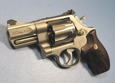 Man I want one of these bad! I mean don't get me wrong, I love revolvers! Ninja Weapons, Weapons Guns, Military Weapons, Guns And Ammo, Rifles, 357 Magnum, Smith And Wesson Revolvers, Smith Wesson, Hand Cannon