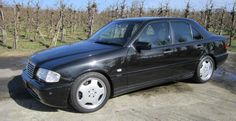 Autotest 1998 Mercedes-Benz C 43 AMG - http://www.driving-dutchman.com/autotest-1998-mercedes-benz-c-43-amg/