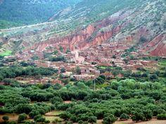 "near ""les terres d'Amanar"" Morocco"
