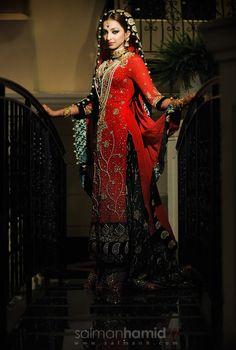 Pakistani Bride, pakistani bridal dress