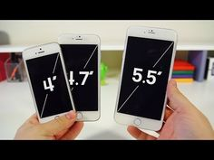 Video Compares 5.5-Inch iPhone 6 Model to Samsung Galaxy Note 3