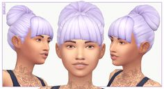 Basically I just wanted an excuse to use the bangs from the hair we got in the new update LOL Download on my Blogger!
