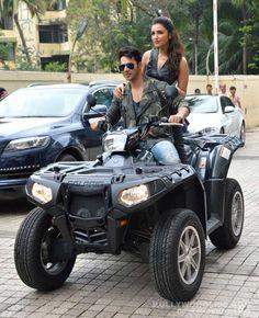 #ParineetiChopra and #VarunDhawan in #Judwaa2.  #ComingTrailer #Bollywood #News #Latest #BollywoodNews #Gossip