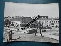 Częstochowa plac Nowotki autobus
