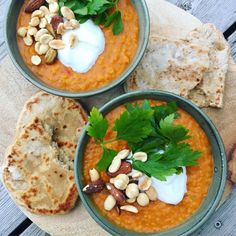 Indian Dahl – Recipe for Indian vegetarian casserole - Nutella 2019 Vegan Recipes Easy, Indian Food Recipes, Vegetarian Recipes, Ethnic Recipes, Dahl Recipe Indian, Vegetarian Casserole, Food Bowl, Veggie Dishes, Vegan Dinners