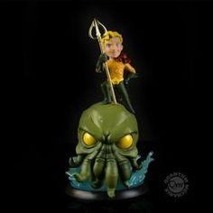 Aquaman & Cthulhu Q-Fig Max SDCC 2016 Exclusive