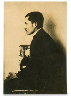 José Rizal (June 1861 - December was a Filipino polymath, nationalist and the most prominent advocate for reforms in the Philippines. Philippines Culture, Manila Philippines, Philippines Fashion, Filipino Art, Filipino Culture, Rare Photos, Old Photos, 18th Debut Theme, University Of Santo Tomas