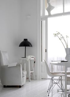 Scandinavian style - In Black and White