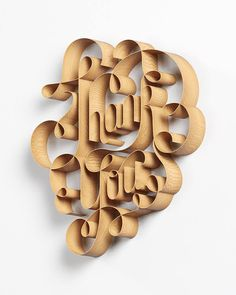 The Stunning 3D Typography of David McLeod   Psdtuts+