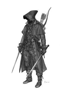 ArtStation – Youngmin Seo : Character Drawing (Ranger), youngmin seo – Art Drawing Tips Fantasy Character Design, Character Creation, Character Drawing, Character Design Inspiration, Character Illustration, Character Concept, Fantasy Armor, Medieval Fantasy, Dark Fantasy