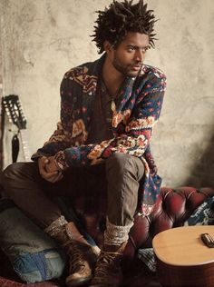 Denim and Supply by Ralph Lauren, Fall 2013