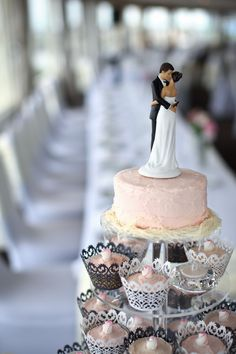 Wedding Cake Bokeh