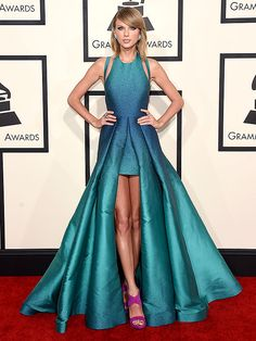 Grammys 2015: Taylor Swift, Kim Kardashian and More Looks That Earned Our Editors' Picks for Best of the Night http://stylenews.peoplestylewatch.com/2015/02/09/grammys-2015-best-dressed-best-dresses-taylor-swift-miley-cyrus/
