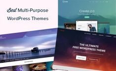 Are you looking for the best WordPress multi-purpose themes for your website? Check out our expert-pick of the best WordPress multi-purpose themes.