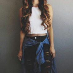 Teenage Fashion ♡