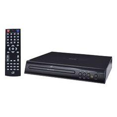 Progressive Scan 2-Channel DVD Player