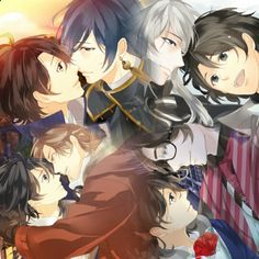 Vampire Darling BL game Bl Games, Anime, Art, Art Background, Kunst, Cartoon Movies, Anime Music, Performing Arts, Animation