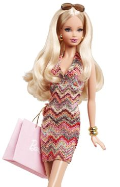 Barbie Collector The Barbie Look Collection: City Shopper Doll