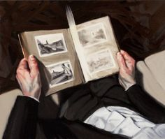 Peter Ravn peintre