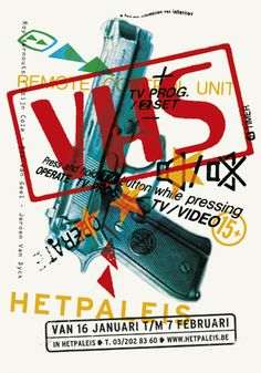 'VHS' [2003] Rob Marcelis