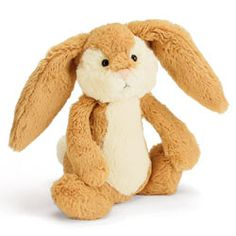 Jellycat Bashful Wriggle Bunnyt brand new for Spring 2014, size: 31cm (12ins), prced at £12.95 (GBP)