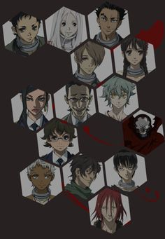 Deadman Wonderland: Original story; main character's a bit of a douchebag, but the storyline makes up for it.