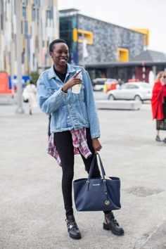 The 21 best street style looks from New Zealand fashion week 2014 - Vogue Australia