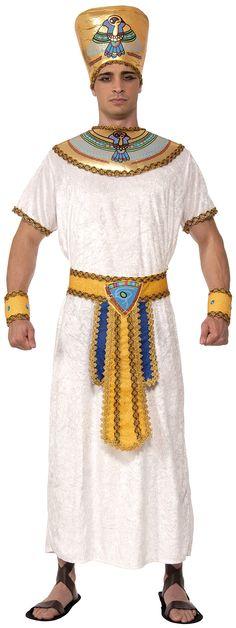 Amazon.com: Forum Novelties Men's Egyptian King Costume, Multi, One Size: Clothing