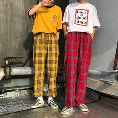 f5249353c863 90s Fashion, Retro Fashion Mens, Korean Fashion, Fashion Vintage, Grunge  Fashion,