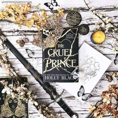 I finally got my @barnesandnoble exclusive #thecruelprince This novel by @blackholly is one of my very faves! It is a must read in my world. I am hoping for all the #bookishmerch based on this book. The gorgeous print was in a past @fairyloot Use FRIENDS5 to save Time is Money magnet is from the last @shelflovecrate Use MFAF10 to save #hollyblack #thenovl #bookgram #fantasyya #tumblr #fairybook #flatlay #bookish #bookishfeatures #bookstagram #bookrecommendations #bookrec #myfriendsarefiction
