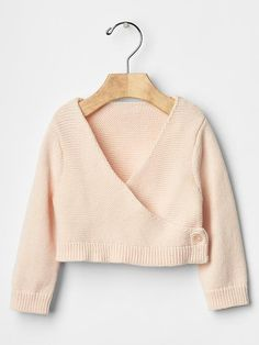 Ballet knit cardigan | Gap