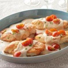 Chicken in yogurt. Recipes with photos.
