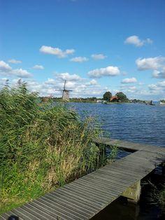 Hollandse luchten - De Rottemeren bij Bleiswijk