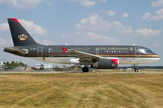 JY-AYL Royal Jordanian Airbus A319 at Munich Airport - Picture by Fabrizio Gandolfo