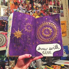 The Journal Diaries- Alanna's Wreck This Journal and Zendalas / Seaweed Kisses