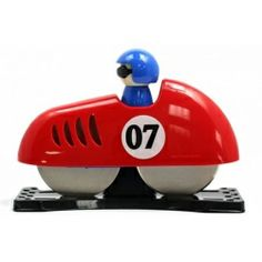 #OOKY #Pizzacutter #Racecar #red #blue # green #bobobelle #fun #loving #gifts