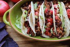 Tacos végans rapides et nutritifs