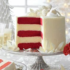 Christmas cake #holiday #food #idea