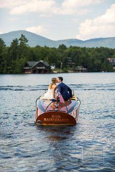 Meg & Kyle - New York Wedding http://caratsandcake.com/megandkyle