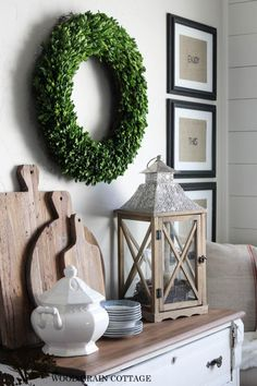 Summer Home Tour with Great Decoraing Ideas. By The Wood Grain Cottage
