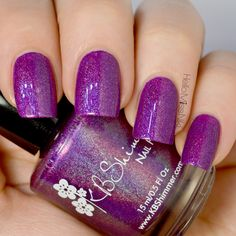 KBShimmer Fall 2016 Collection - Orchidding Me?